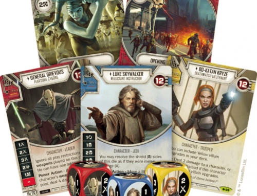 Star Wars Ways of the Force: Standard Draft