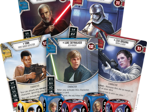 Star Wars Destiny – Deck teching and casual play this Thursday! (8/2)