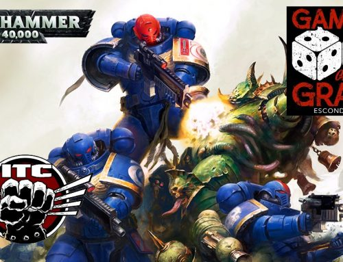 Warhammer 40k 1v1 Tournament 5-11-19