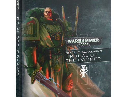 New Pre-Orders Available – Ritual of the Damned and new Sisters of Battle